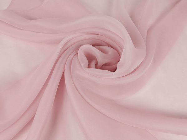 Organza roz pudra
