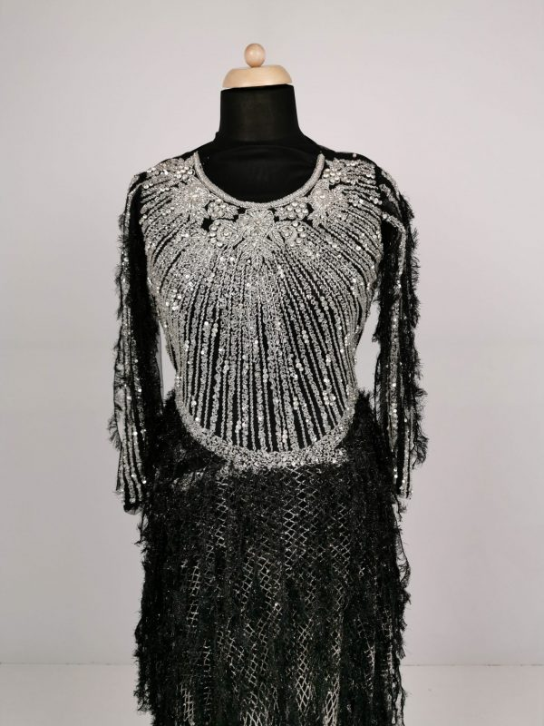 Black Senses Dress