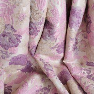 Brocard gofrat roz & mov