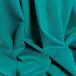 Stofa verde marin din casmir si lana