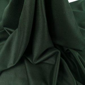 Stofa verde padure din casmir si lana