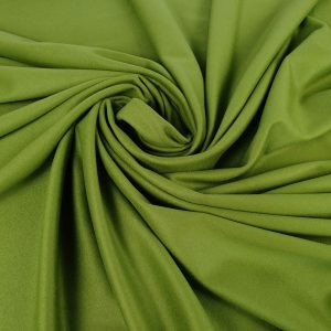 Stofa verde grenadine din casmir si lana