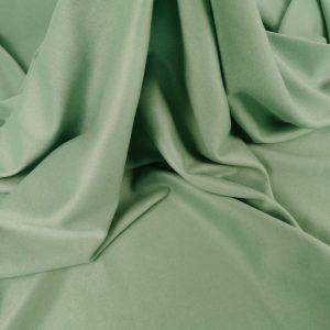 Stofa dusty jade din casmir si lana