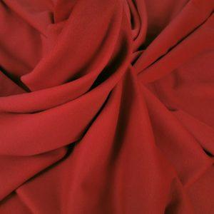 Stofa rosu sange cu lana si casmir