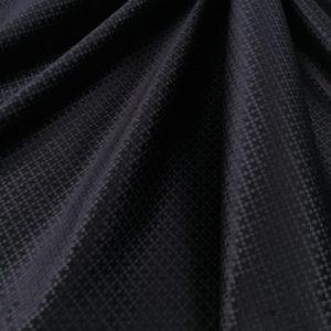 Catifea black imprimata din bumbac 100%