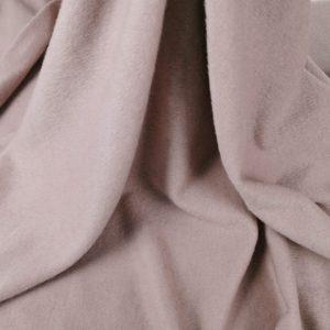 Stofa nude roze cu lana alpaca