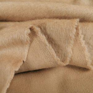 Stofa camel cu lana alpaca