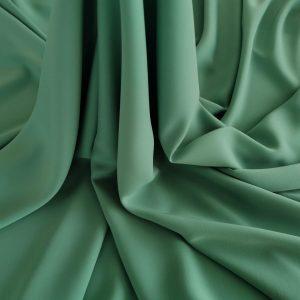 Pastel emerald crep cu elastan