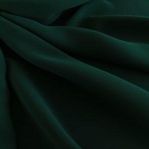 Verde padure crep cu elastan