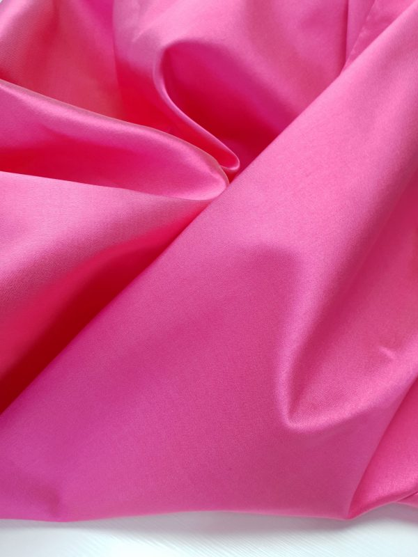Mikado roz bonbon cu matase naturala