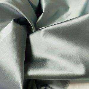 Mikado silver green cu matase naturala