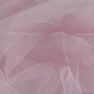 Tulle roz latime 3m