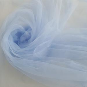 Tul fin baby blue