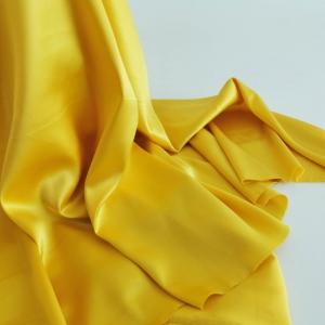 Matase naturala uni yellow