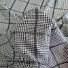 Stofa din lana cu insertii de lurex