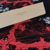 Brocard negru&rosu cu vascoza ARM390