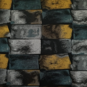 Brocard grey&yellow stones FRG309
