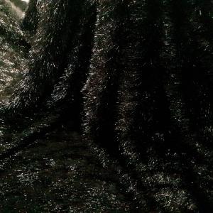 D&G134 Tesatura Black Foxy cu lana