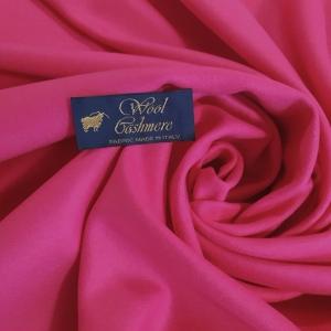 Stofa pink din lana&casmir ARM332