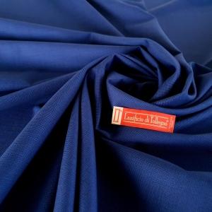 Stofa albastru cerneala din lana 100%