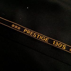 Stofa Cerruti Prestige 130S neagra CRT322