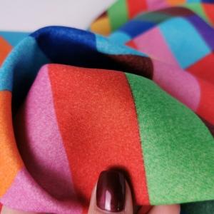 Stofa multicolora lana&casmir VAL397
