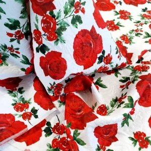Brocard red roses MNL276