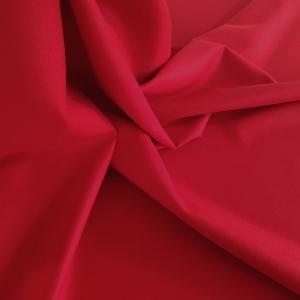 Stofa intense red lana&casmir VAL338