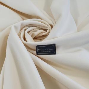 PUC384 Stofa ivory din lana virgina&casmir