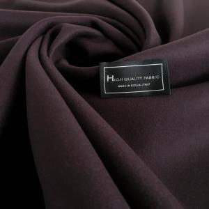 VAL359 Stofa dark burgundy cu lana virgina