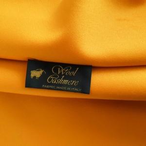 VAL387 Stofa lana&casmir radiant yellow