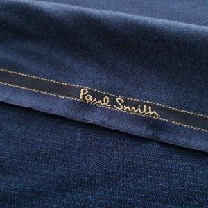 PS432 Stofa Paul Smith bleumarin din lana 100%