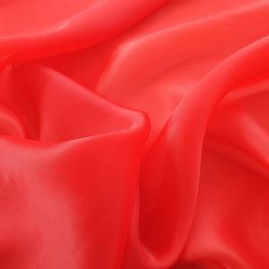 Organza rosu carmin