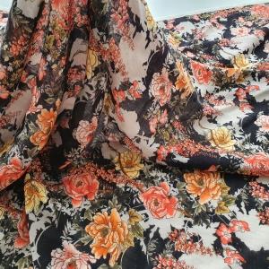 Alta Moda Lana imprimata cu flori