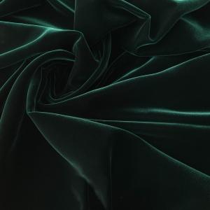 Catifea verde padure vascoza&cupro Japonia YSL529