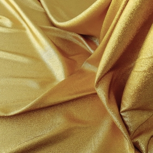HER534 Golden Yellow metallic silk