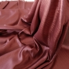 HER537 Reddish metallic silk