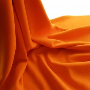Stofa portocalie cu lana