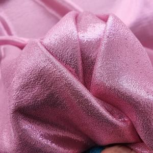 RALPH571 Pink Metallic Silk