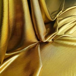 RALPH573 Golden Metallic Silk