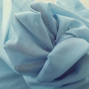 RALPH564 Tesatura fina blue grey cu irizatii aurii