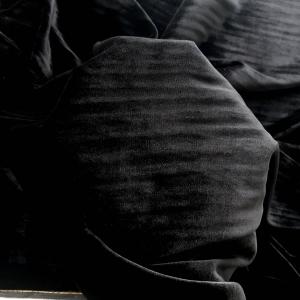 Catifea neagra matase naturala