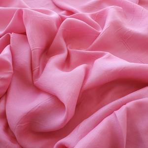 Matase naturala candy pink fara elastan