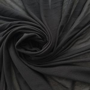 Tulle negru bi-stretch