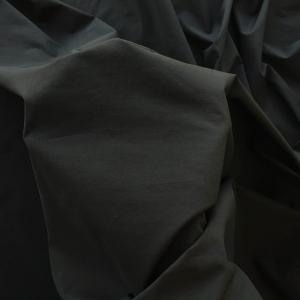 Poplin subtire negru cenusa