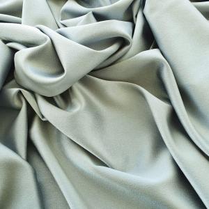 Crep satinat grey