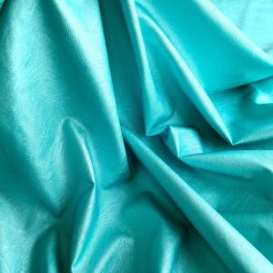 Imitatie de piele turquoise