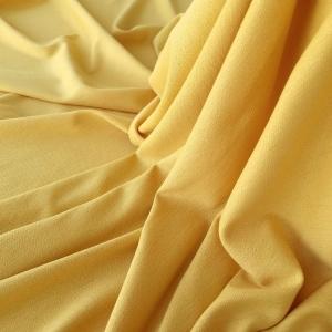 LSG658 Jacquard golden yellow cu lana