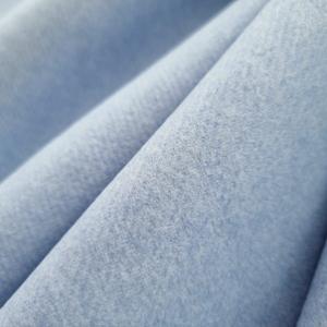 Stofa baby blue din lana