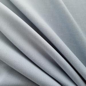 Stofa bleu-gri din lana cu elastan